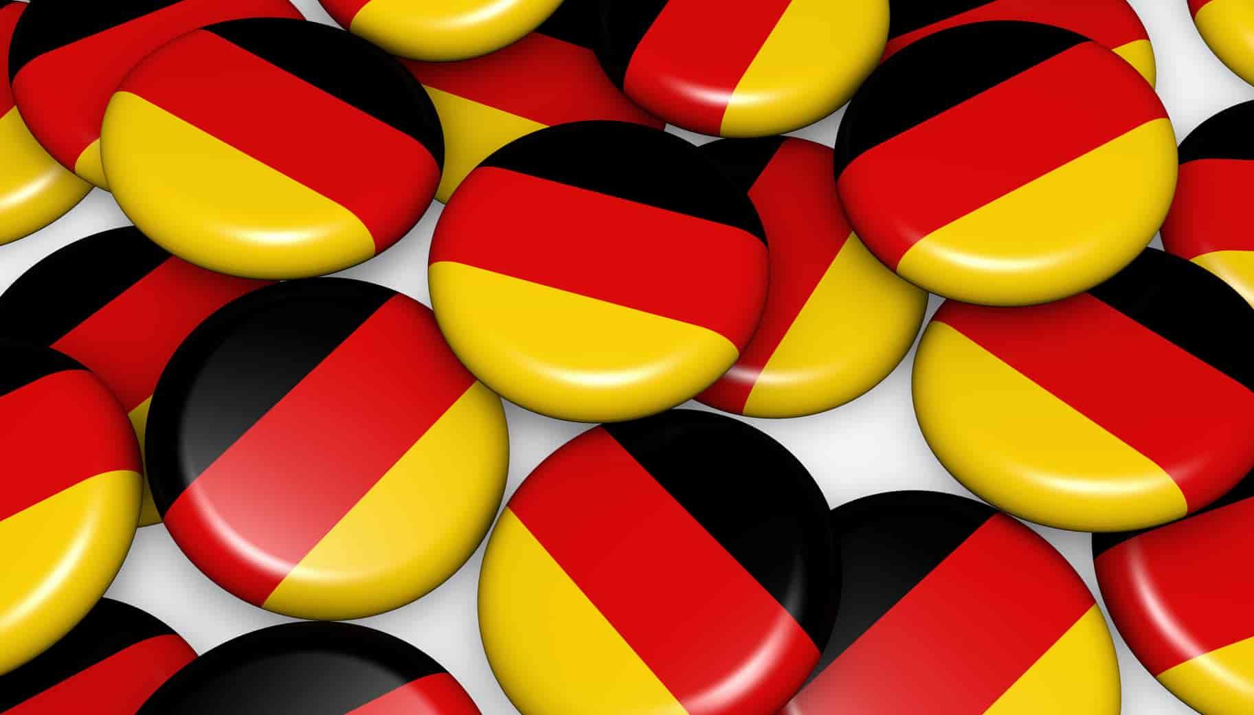 Niemieckie flagi